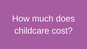 Childrens House Nursery Southwell Nottinghamshire Childcare Costs
