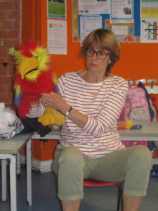 french lessons at Children's House Nursery Southwell with Alison Middleton, Cartes Cochons