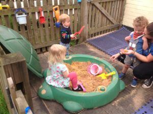 Importance of outdoor play childrens house nursery southwell