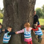 Forest school nursery southwell nottinghamshire