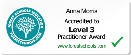 Forest Schools level 3 award